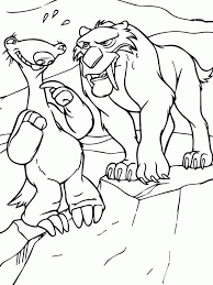 From animals, to sports, to flowers, there is no shortage of coloring pages here! Ice Age Coloring Pages Best Coloring Pages For Kids