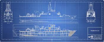 architectural design blueprint. Naval Architecture And Design Architectural Blueprint