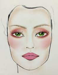 true green eyes makeup