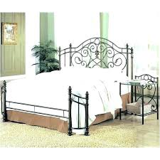 Wonderful Queen Bed Frame Wood And Metal Size Platform With Slats ...