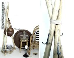 How To Make A Standing Coat Rack Fascinating Homemade Standing Coat Rack Ghostly