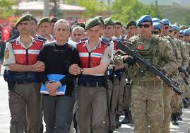 Image result for صدور حکم ابد برای 23 نفر در ترکیه