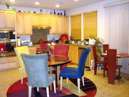 charming multi coloured chairs for placed modern room ideas design colored kitchen chairs and cream multi coloured dining