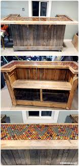 patio bar wood. Awesomize Your Mancave Or Build One From Scratch. Outdoor BarsOutdoor Pallet BarOutdoor Wooden Patio Bar Wood