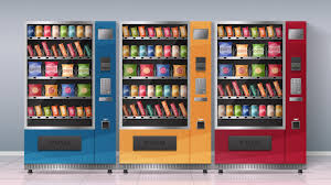 Vending Machine Business From A to Z | Logaster