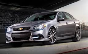 2014 Chevrolet SS Sedan Photos and Info – News – Car and Driver