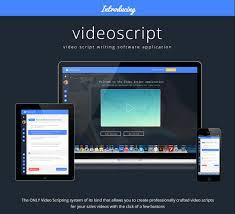 video scirpt video script software review bonuses create scripts for your