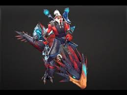 dota 2 store rider of the storm set disruptor youtube