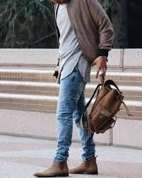 Refine your footwear game with our line of men's chelsea boots. 21 Cool Men Outfit Ideas With Chelsea Boots Styleoholic