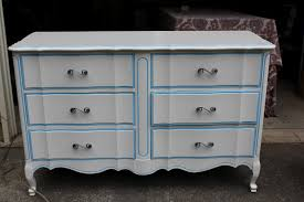 blue antique furniture. Charming Dressers For Sale 20 Furniture Contempo Vintage Bedroom Design And Decoration Using Light Blue White French Provincial Including Silver Wave Metal Antique