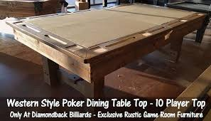 custom pool tables. Call 480-792-1115 To Create Your Own Custom Pool Table Poker Top Tables