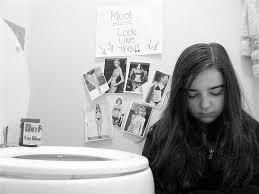Disorder eating in teen