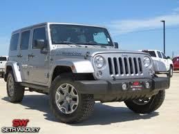 2018 billet silver metallic clearcoat jeep wrangler unlimited rubicon 4 door 3 6l v6 24v vvt