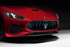 2018 maserati mc. simple maserati maserati granturismo mc  2018 grill and maserati mc