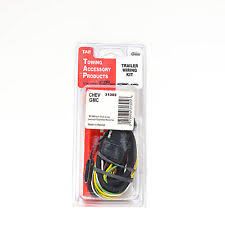 1987 chevy wiring harness 1987 1996 chevrolet gmc van trailer wiring harness