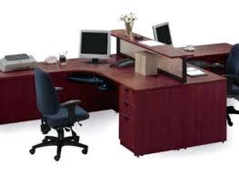 two person office desk. T Two Person Office Desk R