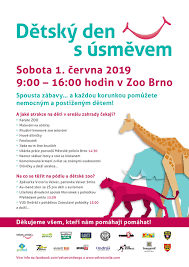 Zoo Brno Oslaví Dětský Den S úsměvem Zoo Brno