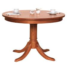 duncan phyfe round pedestal dining table
