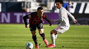 Highlights: Hertha BSC - Eintracht - Eintracht Frankfurt EintrachtTV