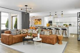 Fancy big open kitchen ideas for home Ruth Add Corner Sofa Loveproperty 39 Design Secrets For Successful Openplan Living Lovepropertycom
