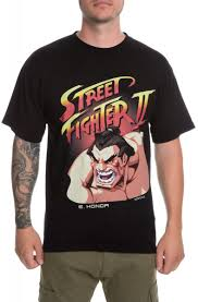 Dumbgood Size Chart The Dumbgood X Street Fighter Tee In Black