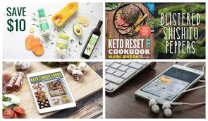 However, it is not just another fad diet, but one that is based around science and a lot of research. Introducing The Keto Reset Diet Cookbook Plus An Mda Pre Order Bonus Deal Mark S Daily Apple