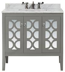 mediterraneo collection 36 vanity with countertop transitional bathroom vanities and sink consoles by fratantoni lifestyles