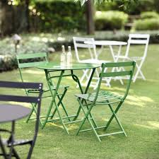 home decorators collection follie green 3 piece outdoor patio bistro set