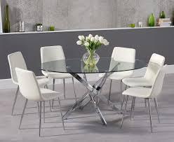 oval glass dining table. Oval Glass Dining Table A