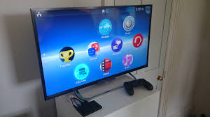 sony tv with ps4. sony_platstation_tv_homescreen sony tv with ps4 r