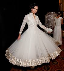 Evening Gown For Wedding Reception Indian