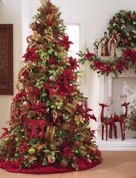 40 RED CHRISTMAS DECORATING IDEAS All About Christmas With Elegant Tree  Decorating Ideas Decor 14