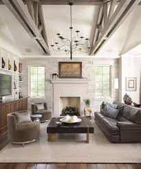 decorating ideas for living rooms with high ceilings. Mark Hickman Homes, Original Photo On Houzz Decorating Ideas For Living Rooms With High Ceilings
