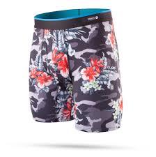 Mens Boxer Brief Size Chart Stance Delta Tropic Boxer Brief Mens Underwear Boxer