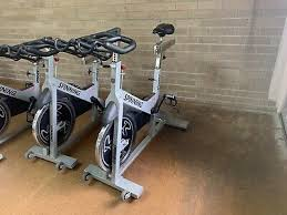 star trac spin bike gym fitness