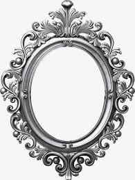vintage frame design oval. Oval Frame, Iron, Vintage Floral Frame PNG Image And Clipart Design