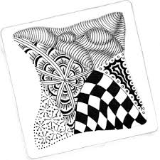 Tangle Patterns Stunning Tangle Your Name TanglePatterns