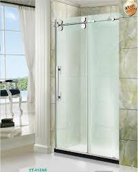 china hot big rollers sliding door shower screen