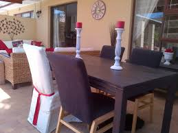 decoration of dining room chair covers amaza design trendodern images for open decorating ideas with rustic wooden table idea cute candle decorations