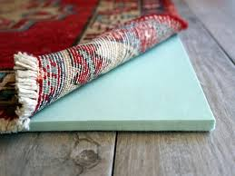 fresh rug pad for carpet non slip pads that won t harm floors rugpadusa
