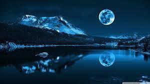 Moonlight Landscape Wallpapers - Top ...