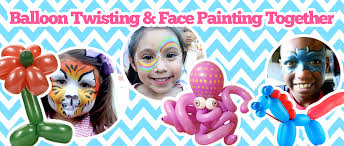 face painters balloon twisters clownore in ct ma ri nh kaleidoscope art entertainment