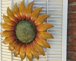 Sunflower home decor Nepinetwork Fall Home Decor Garden Decor Autumn Gift Sunflower Decor Metal Sunflower Porch Decor Farmhouse Decor Large Metal Flower Etsy Sunflower Home Decor Etsy