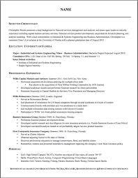 Typical Resume Format Endearing Proper Resume Format Zoroblaszczakco