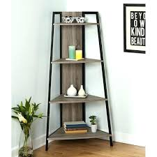 iron bookcase wood shelves solid wood bookshelf reclaimed look iron industrial corner shelving units