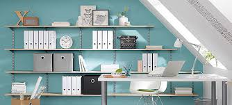 office wall mounted shelving. PRIMESLOT OFFICE Office Wall Mounted Shelving