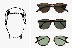 Glasses And Face Shape Chart The Best Sunglasses For Every Face Shape Gear Patrol