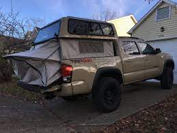 A R E V Series Topper A R E Topper Ez Lift A R E Ez Lift Camper Package Toyota Tacoma Accessories Toyota Tacoma Tacoma Truck