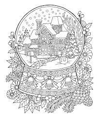 Both kids and adults participate actively in decorating the house. Pin By Janice Barnes On Holiday Ideas Christmas Coloring Sheets Coloring Pages Christmas Coloring Pages