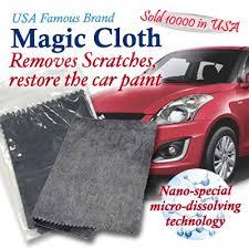fix clear car scratch repair cloth nano meterial for car light paint scratches remover scuffs